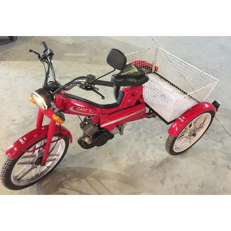 CADY-Tri. 750cc. Mobilette. Moto-GAC.