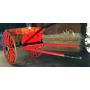 Le transport de la traction animale. Rustique. Circa:1900-10.
