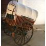 Tartana-aberto cesta de animais de tracción. Circa:1920-30.