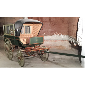 Carriage collection, animal traction. Circa:1890-1900.