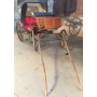 Buggy, collection, animal traction. Circa:1890-1900.