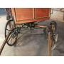 Buggy, la recaptació, la tracció animal. Al voltant de l'any:1890-1900.