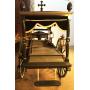Voiture. Les funérailles. De la traction animale. Circa:1930-40.