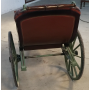 Tricycle for disabled or incapacitated. Rustic. Circa:1900-10.