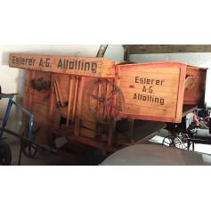 Machine Batre. Esterer. AG. Altötting. Rustic. Circa:1889.