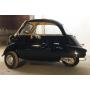 BMW-Isetta. 300cc. 1962.