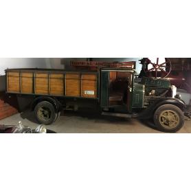 Stewart. Camió. 1935. 6 cilindres.