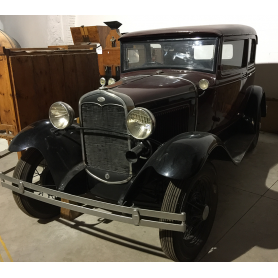 Ford. A. Berline. 1931.