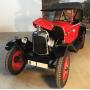 Citroën. Sport. Cabrio 1925.