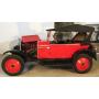 Citroen. Deporte. Cabrio de 1925.