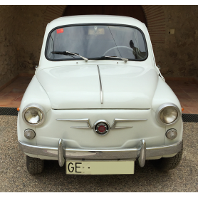 Sede 600D. 1972. 4/600cc.