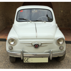 Seat 600D. 1972. 4/600cc.