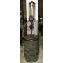 CP.D. Bomba de gasolina, el francès, l'ompliment de la bateria. 1930.