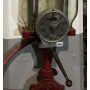 CP.D. Petrol pump, French, for filling of drums. 1930.