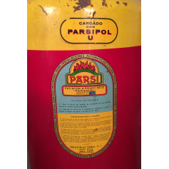 Parsipol. Extinguisher industrial wheels. Circa: 1960.