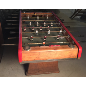 Falgas. Cabinet table football. Half s.: XX.