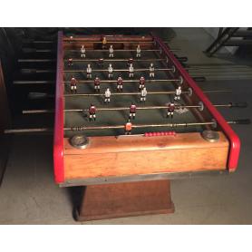 Falgas. Gabinete de fútbol de mesa. A metade s.: XX.