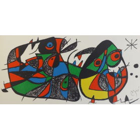 Joan Miró Miró Escultor Itàlia.