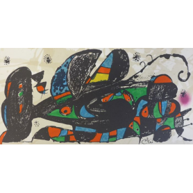 Joan Miro - Miro Iran Sculpteur.