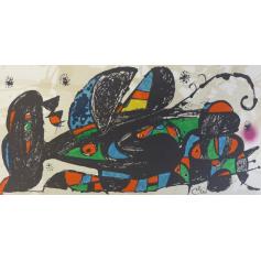 Joan Miro - Miro Sculpteur Iran