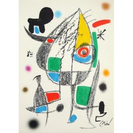 Joan Miro - Maravillas con variaciones Acrósticas 20