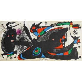 Joan Miró - Miro sculpteur., Angleterre