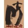 Antoni Tàpies - M. Ulls i Creu