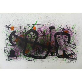Joan Miro - Ma de Proverbis 2
