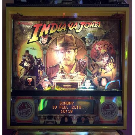 Flipper. Indiana Jones.1993. Von Williams.