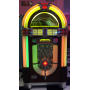 JukeBox. Wurlitzer. UNWTO. Vinyl. Elvis.1987.