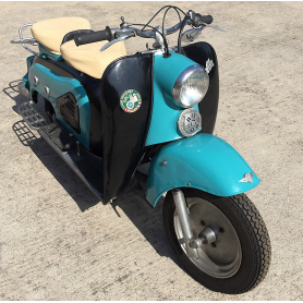Zundäpp. Belle. 200 cc. 1955.