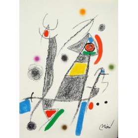 Joan Miro - Wunder mit variationen acros 6