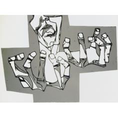 Oswaldo Guayasamin - Le mani dell'Ira