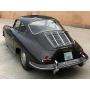 Porsche. 356SC. Un coupé. 1965.