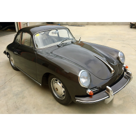 Porsche. 356SC. Coupé. 1965.