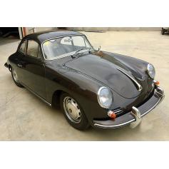 Porsche. 356SC. Coupe. 1965.