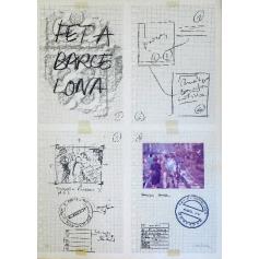 Antoni MUNTADAS - Fet to Barcelona