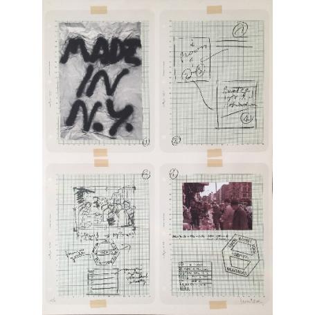 Antoni MUNTADAS - Made in N. Y.