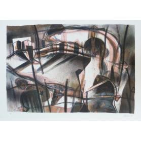 Gabriel MACOTELA - Rundgang innen