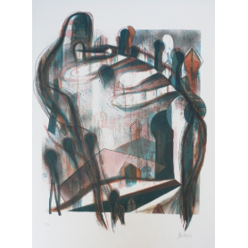Gabriel MACOTELA - Notte e le ombre