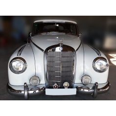 Mercedes 300 Adenauer. W186. 1953.
