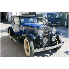 Buick. Coupe. S80. 5650cc. 1931.