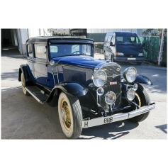 Buick. Un coupé. S80. 5650cc. 1931.