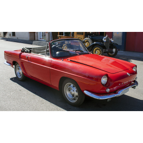 Renault. Caravelle. Coupe-cabrio. 1966.