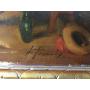 J. Fráncis. Huile sur toile.