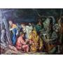 Nicola LANZANELLA (1929). Oil on canvas.