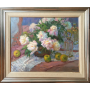Maria Gaju (1924). Oil On Canvas.