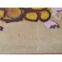 Antoni Vives Fierro (1940). Dibuix amb cera.