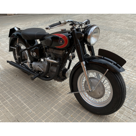 Sunbeam. Cdm: S8. 1956. 500cc.