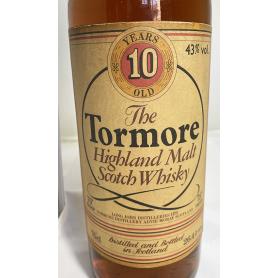 Tormore. Scotch whisky 1960.
